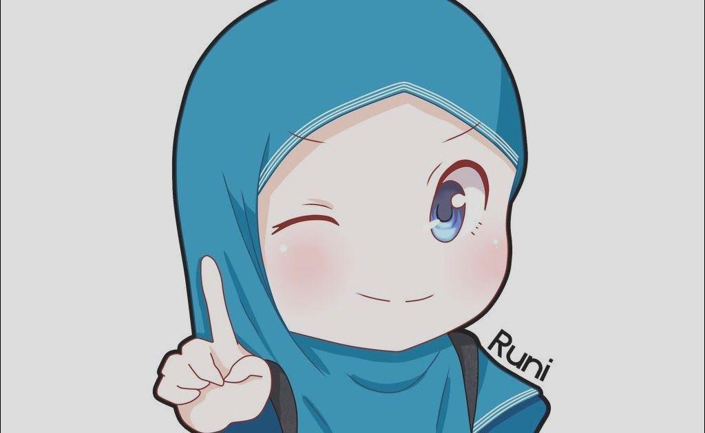 Gambar Kartun Muslimah Lucu Itu Sendiri Terdiri Dari Berbagai Varian Gambar Ada Yang Bergambar Kartun Muslimah Lucu Manyun Imut So C Di 2020 Kartun Kartun Lucu Animasi