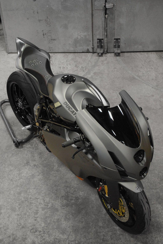 custom ducati 999 by arete americana bikes coole motorr der autos und motorr der motorrad. Black Bedroom Furniture Sets. Home Design Ideas