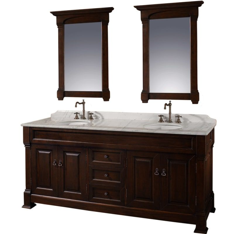 wyndham collection wc td72 72 andover floor standing traditional rh pinterest co uk