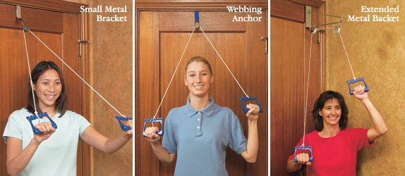 Exercise pulley