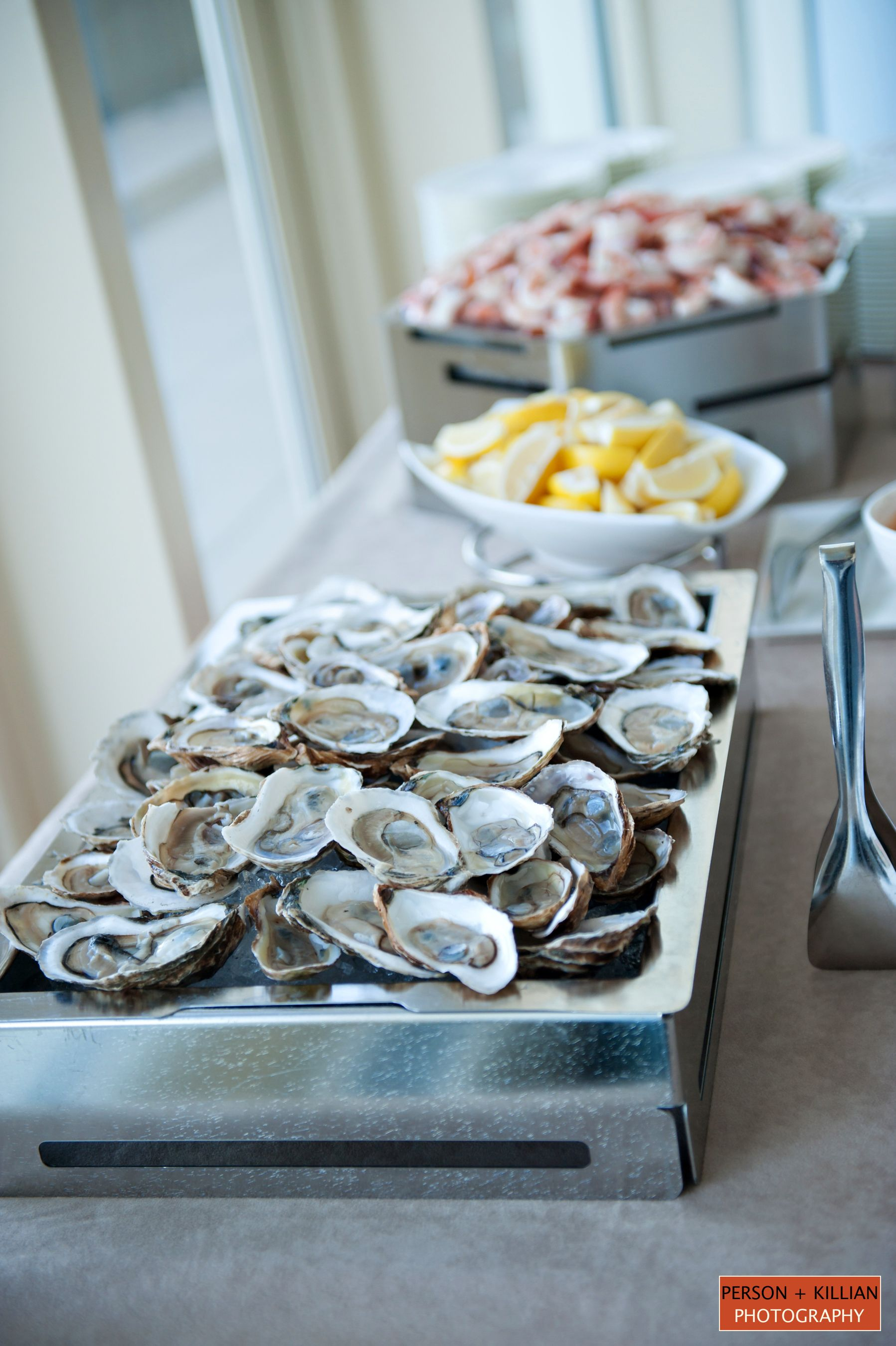 Raw Bar Wedding Eats Delicious Food Catering Day Boston