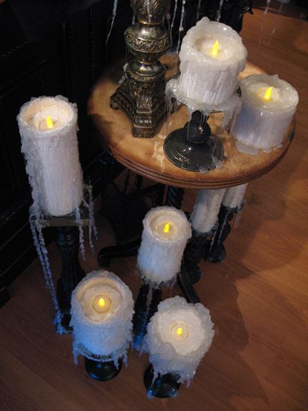 get started now making these..easy! PLUS this site is called How to Haunt your House!! LOVE