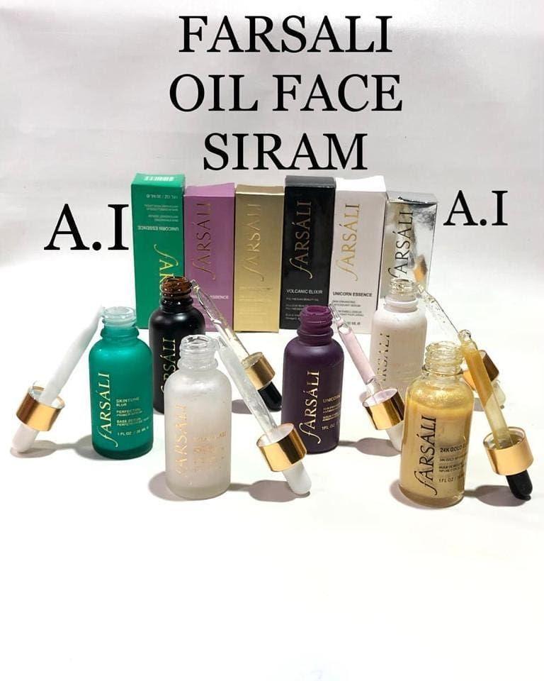 Farsali Oil Face Serum Grab For 350