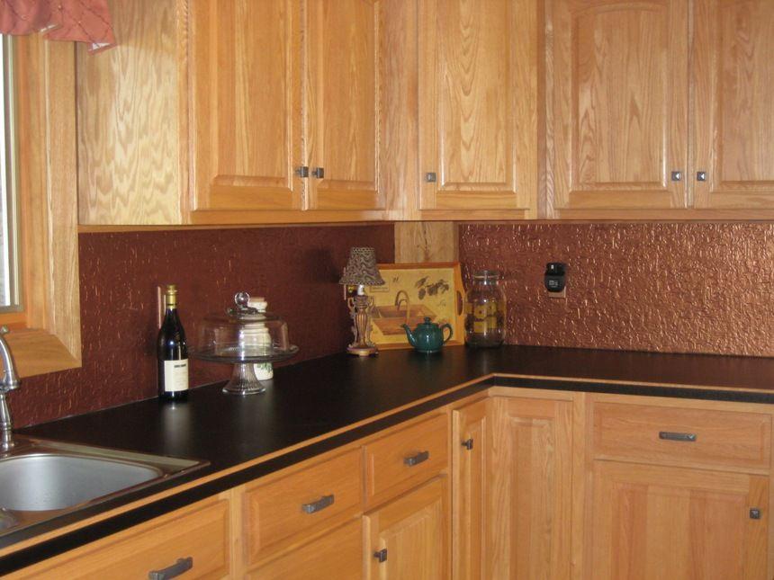 Copper Kitchen Cabinets Google Search