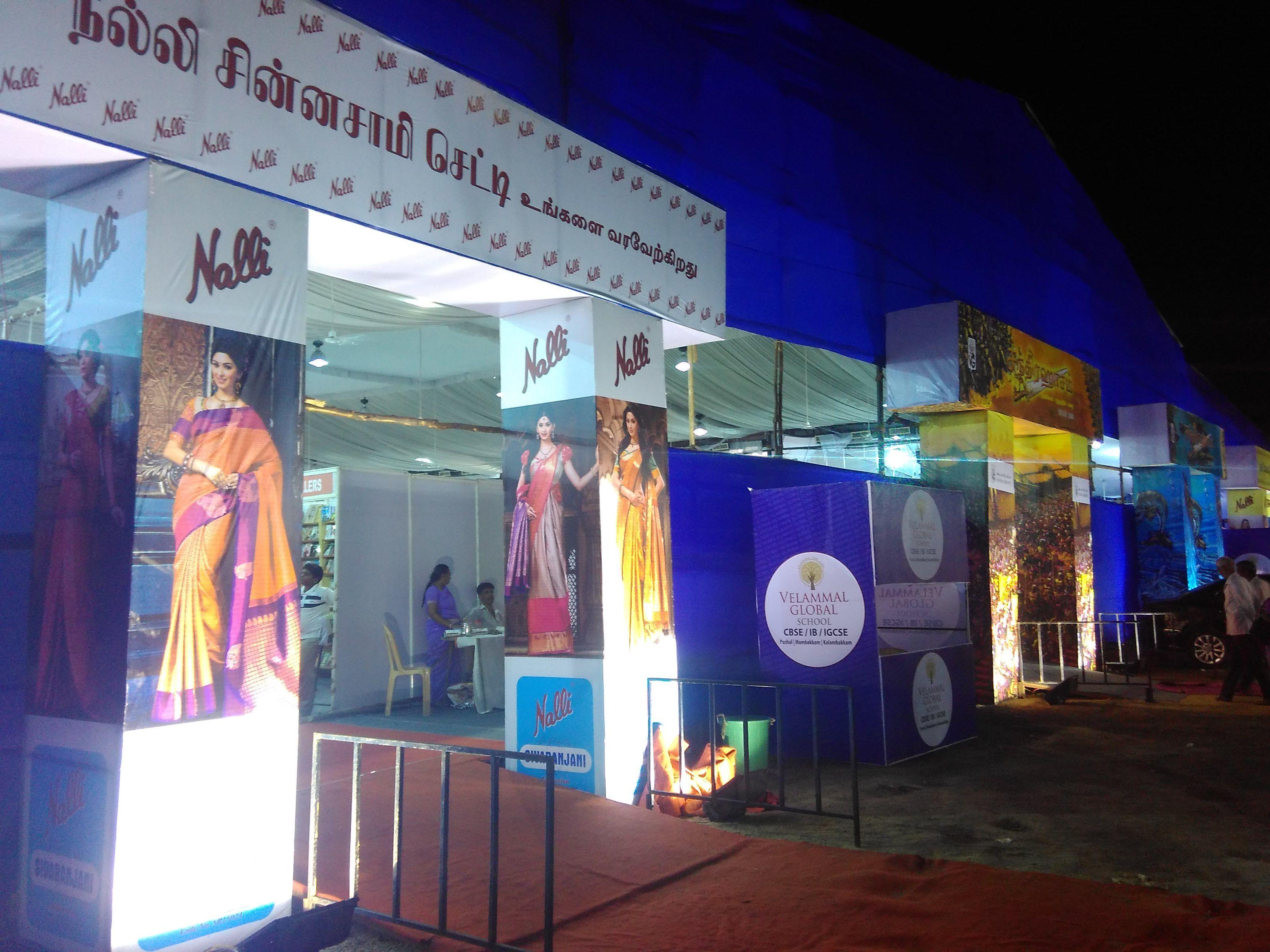 Chennai book fair 2016 (Pongal)