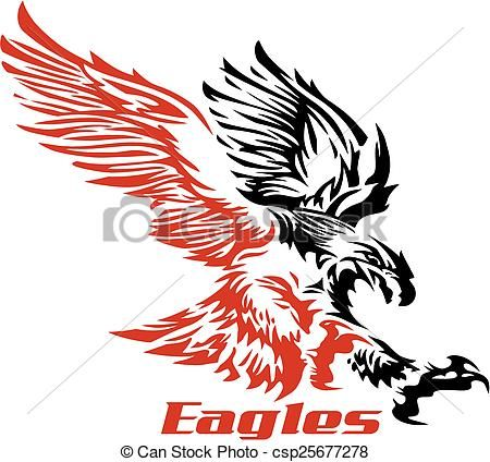 vector soaring eagle stock illustration royalty free rh pinterest ca vector eagle images free vector eagletree manual