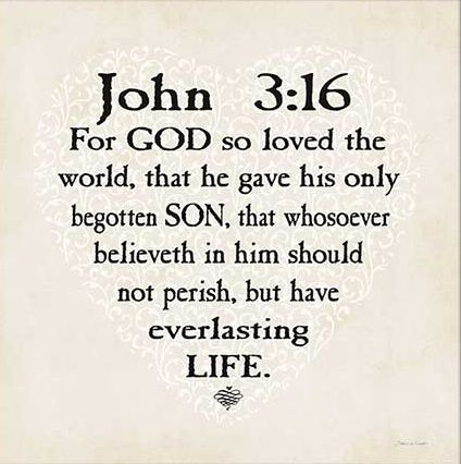 John  So Loved The World So Loves Everyone