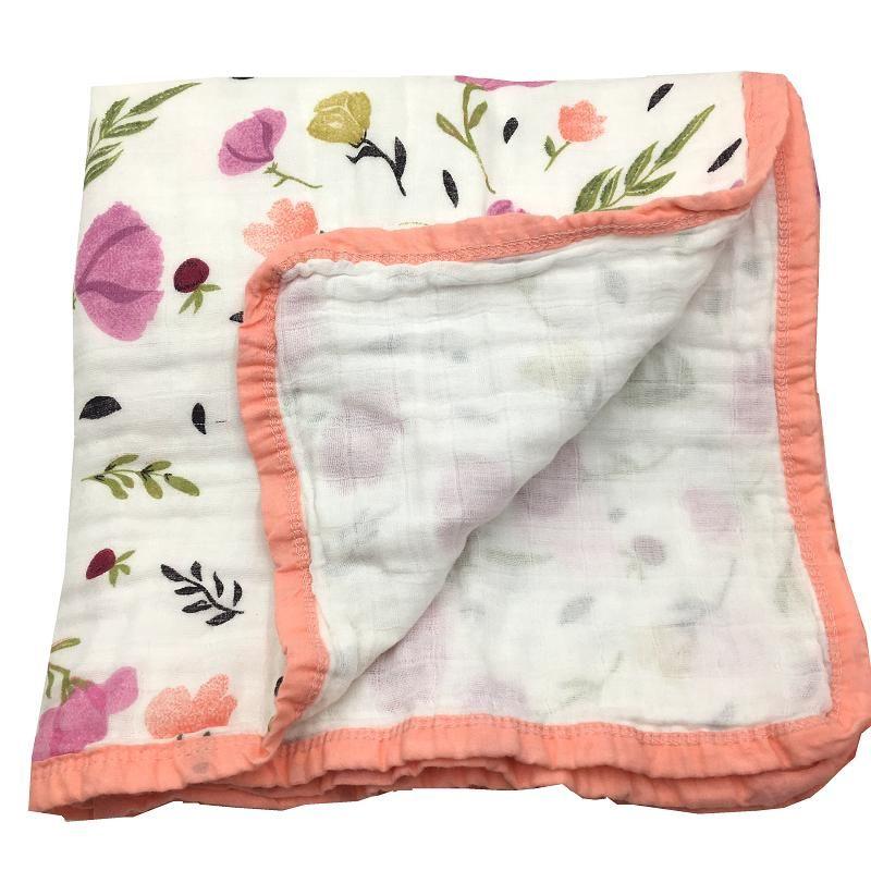Newborn Baby Swaddling Super Comfy 100 Cotton Muslin Blanket Wrap Baby Gear City In 2020 Comfy Blankets Blanket Muslin Baby Blankets