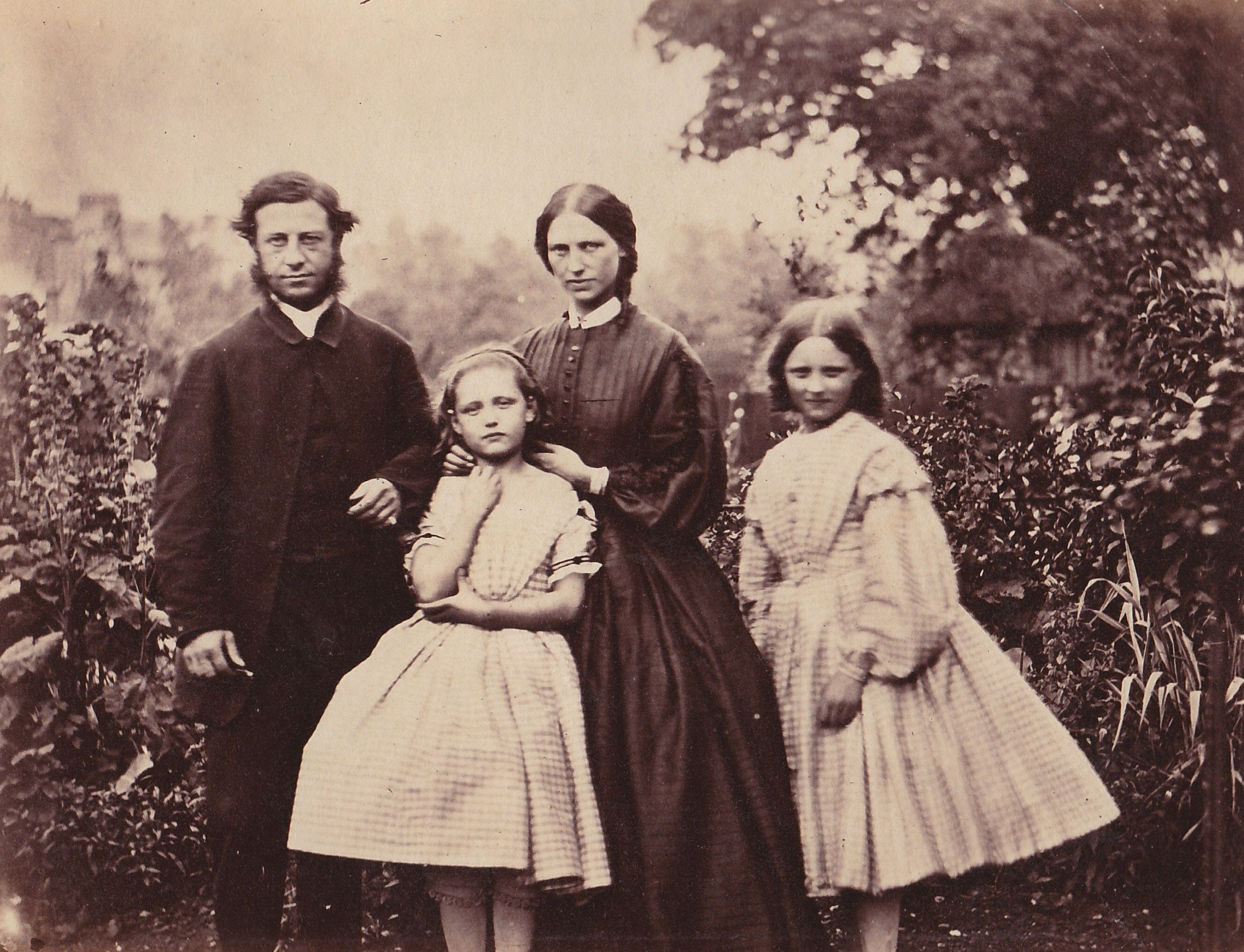 Penge, Britain. 1862.