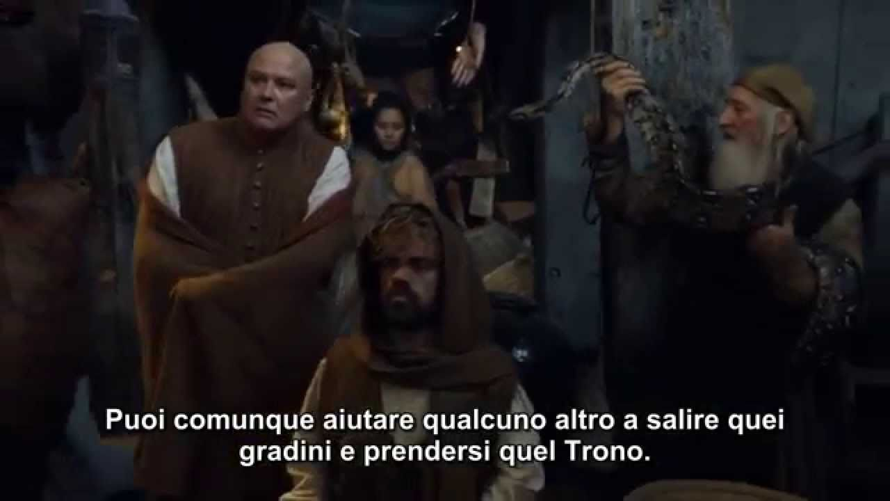 SUB-ITA: Game of Thrones Season 5 - Trailer HD