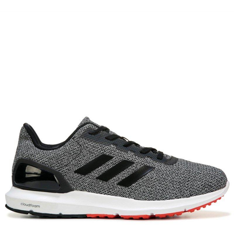 Adidas Uomini Cosmico 2 Scarpe Da Corsa (Nero / Grigio / Rosso) Cosmico