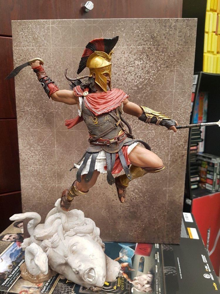 Assassin's Creed Odyssey Medusa : assassin's, creed, odyssey, medusa, FALLEN, GORGON, STATUE, FIGURINE, ASSASSIN'S, CREED, ODYSSEY, MEDUSA, EDITION, Assassins, Creed, Odyssey,, Creed,, Statue
