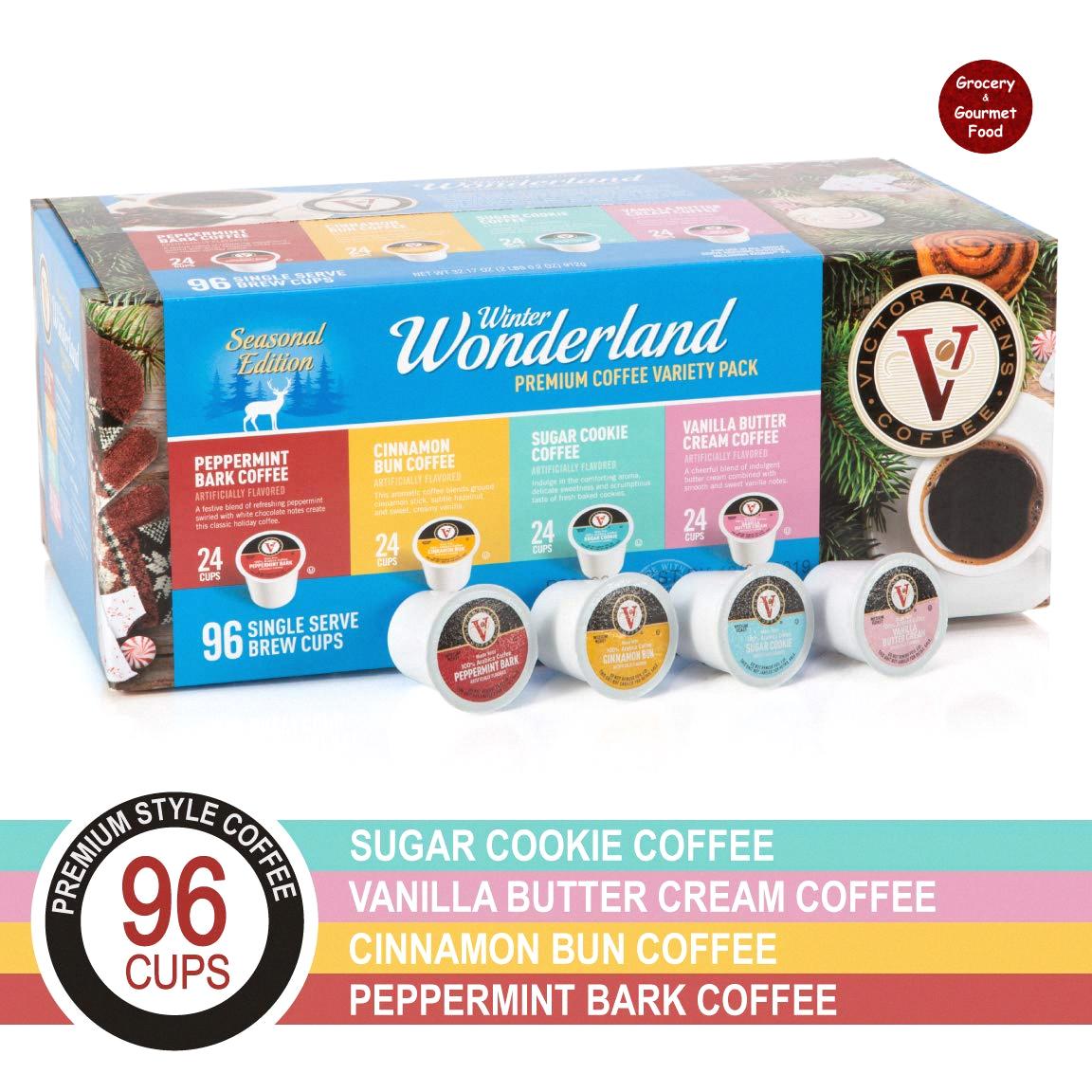 Coffee Variety Pack In 2020 Single Serve Coffee Coffee Pods Coffee Varieties