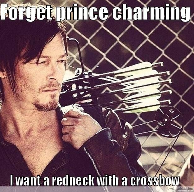 Redneck with a crossbow                                                                                                                                                                                 More
