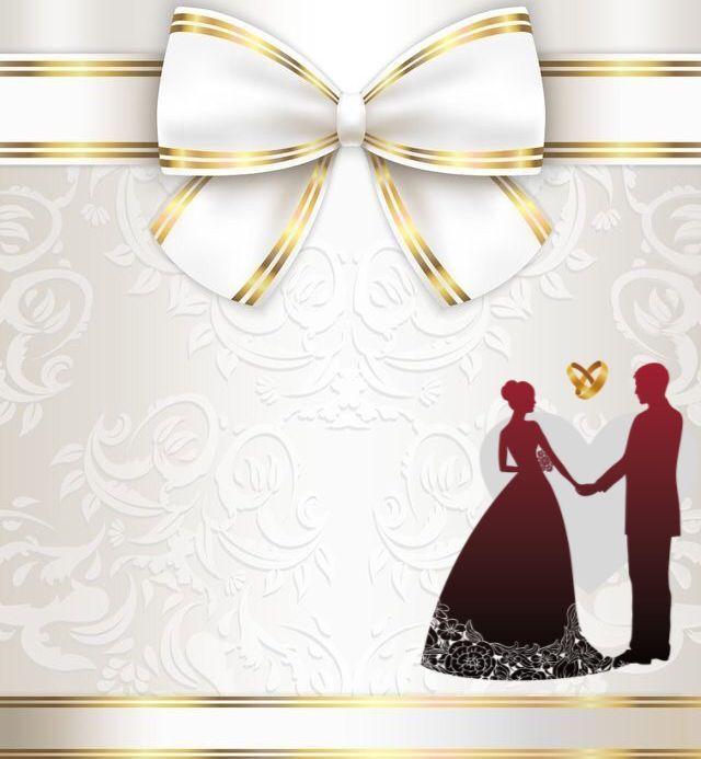 عائلة كزيلي عبد السلام Para Pomysly Na Slub Carte De Visite Ramki Illustrated Wedding Invitations Wedding Invitation Background Wedding Invitation Vector