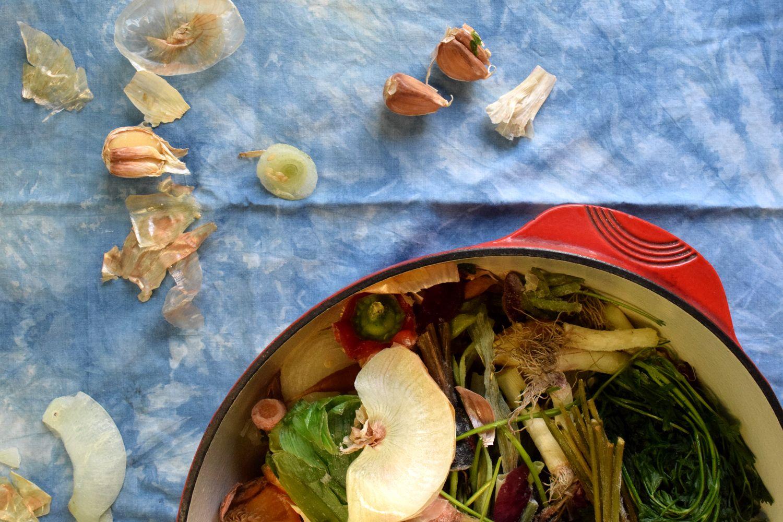 Kitchen+Scrap+Vegetable+Stock+—+Sustaining+Life
