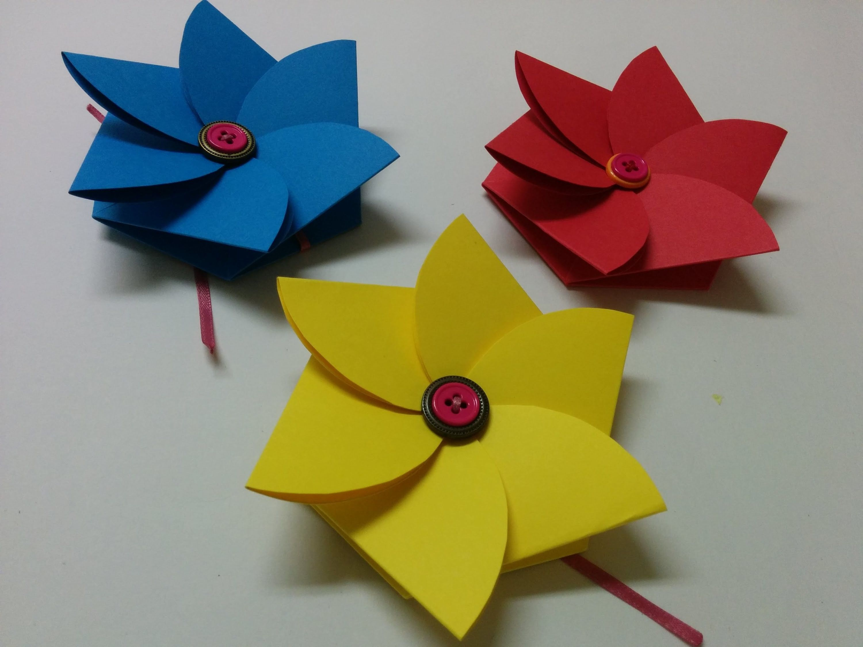 Art And Craft How To Make Flower Envelope Envelopes Flower And Craft