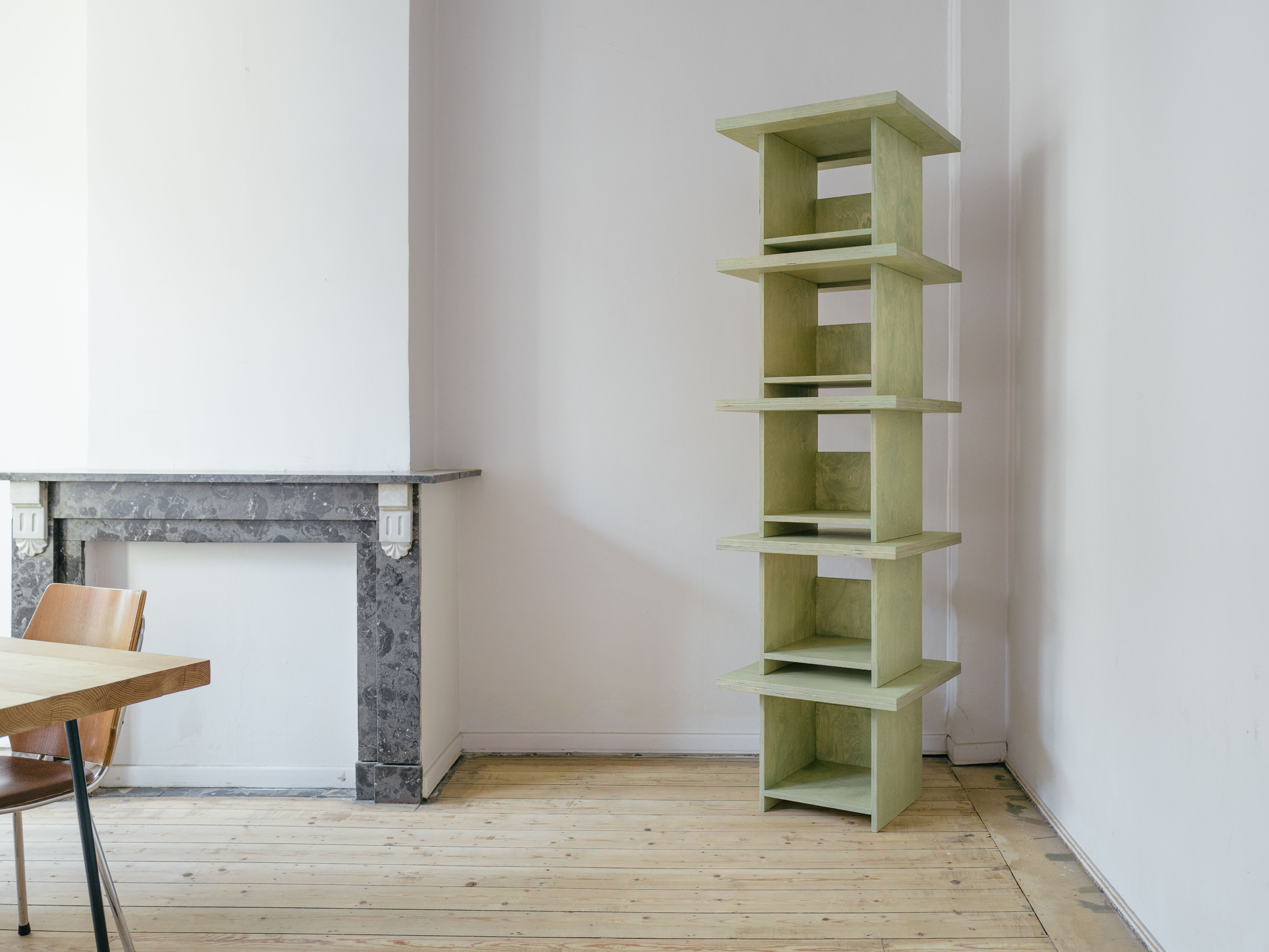Assemble Is A Minimalist Furniture Collection Designed By Gent Based Studio Lauka Assemble Is A