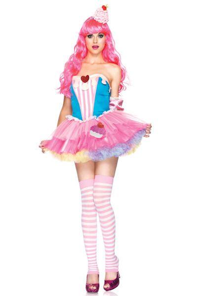 Another cupcake costume, too freaki cuteLeg Avenue Costumes - 4 - barbie halloween costume ideas