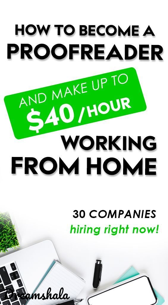 30 Websites To Find Freelance Editing And Proofreading Jobs Proofreading Jobs Working From Home Work From Home Jobs