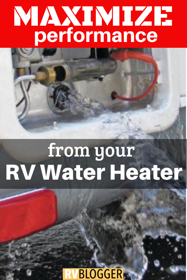 RV Water Heater Not Getting Hot Enough! | RV Tips & Hacks | Rv water