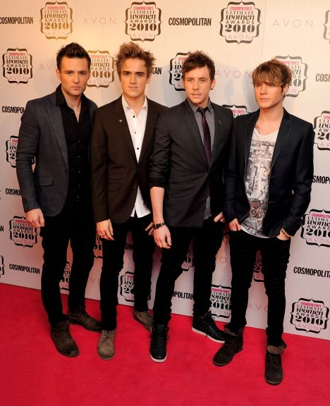 Yes! I will Repin this!!!!! McFly! Greatest band ever