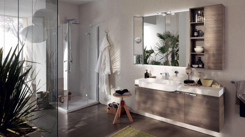 Декоративная отделка под Дуб цвета хаки для решения с раковиной Steady (70 см), изготовленными из других материалов, мебель для дома из натуральных материалов всегда в тренде.