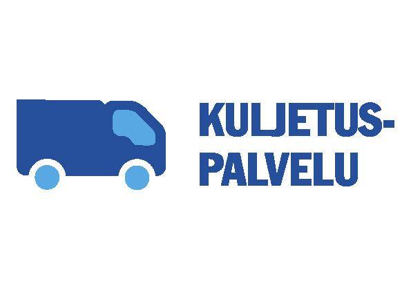 K-raudan kuljetuspalvelun avulla saat isoimmatkin ostokset kotiin tai rakennukselle kuljetettuna.    Pienemmät ostokset kuljetetaan näppärästi pakettiautolla ja suuremmat kuormat toimitetaan kuorma-autolla.    Ehkä kuljetat mieluiten itse? Voit myös pyytää peräkärryn vuokralle. Kysy lisää myyjiltämme