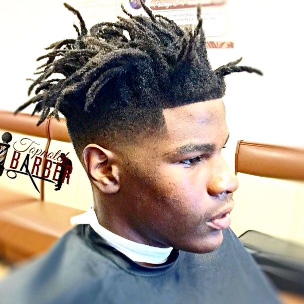 My Favorite Dreaded Hightop Fade With