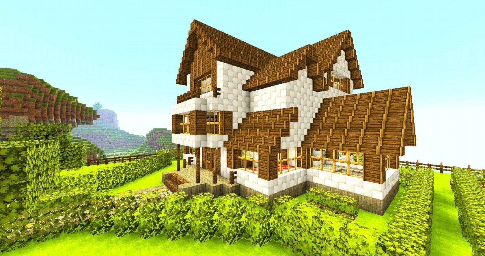 Cool Wallpaper Minecraft Houses - 92542717076907f2df866e1f897a4e5d  Trends_163188.jpg