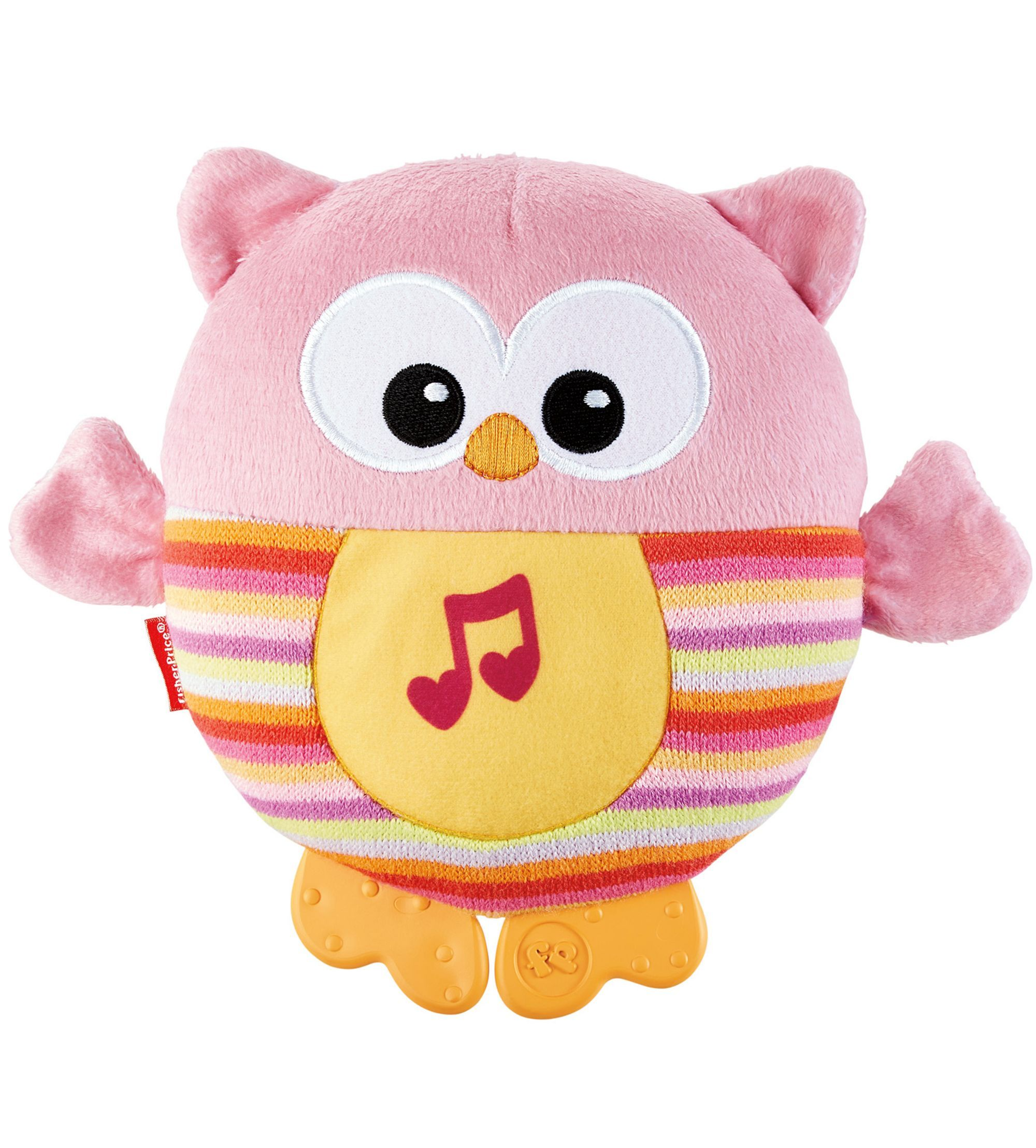 Fisher Price Soothe and Glow Owl - Pink