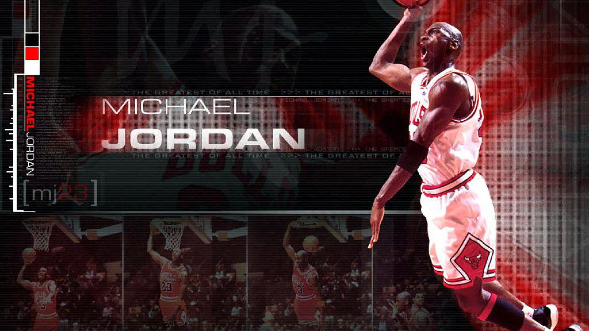 Preview Michael Jordan Wallpaper HD