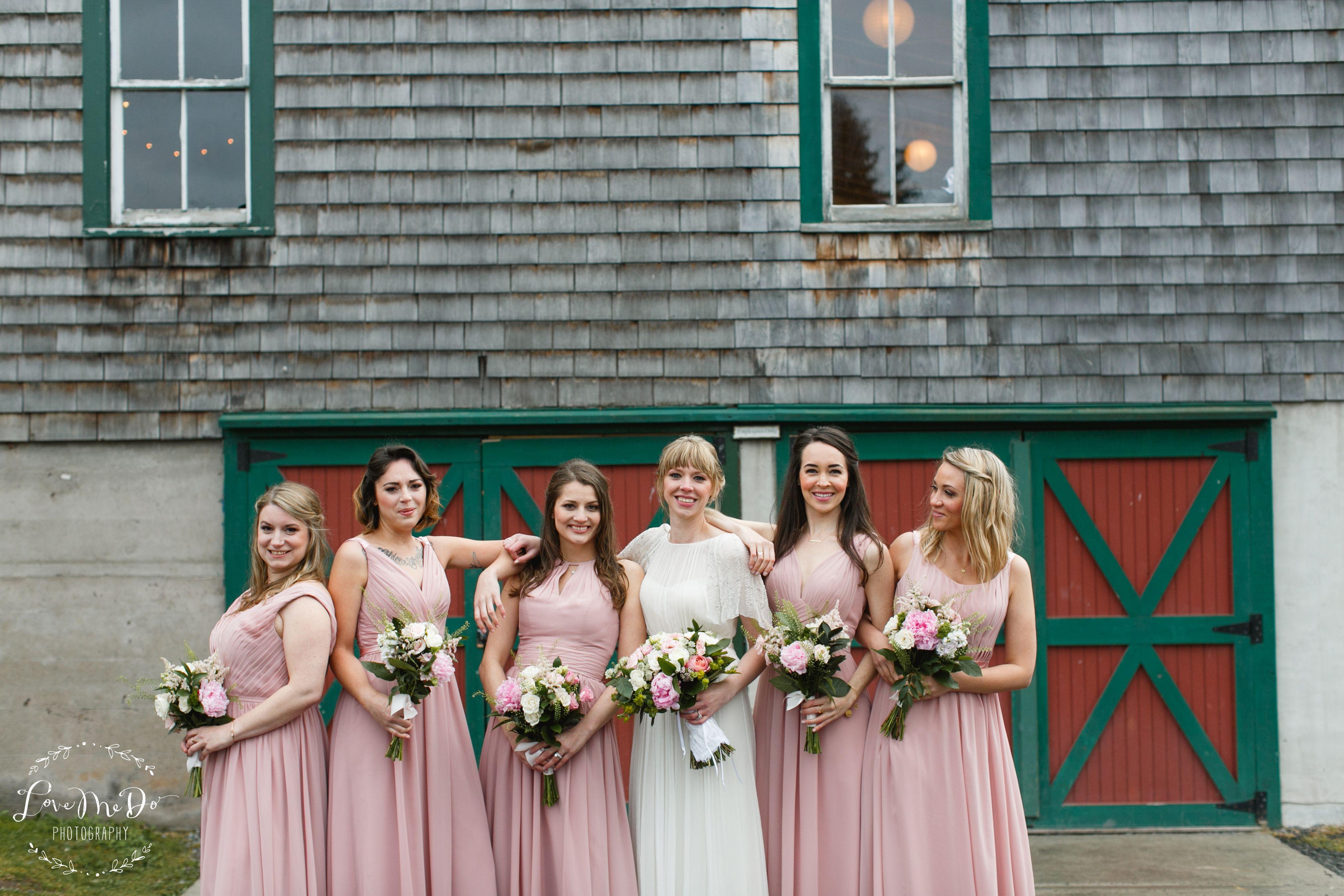 cf6a17c52de Wedding featuring real Azazie couples including brides