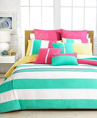 Southern Tide Bedding Cabana Stripe Comforter Sets