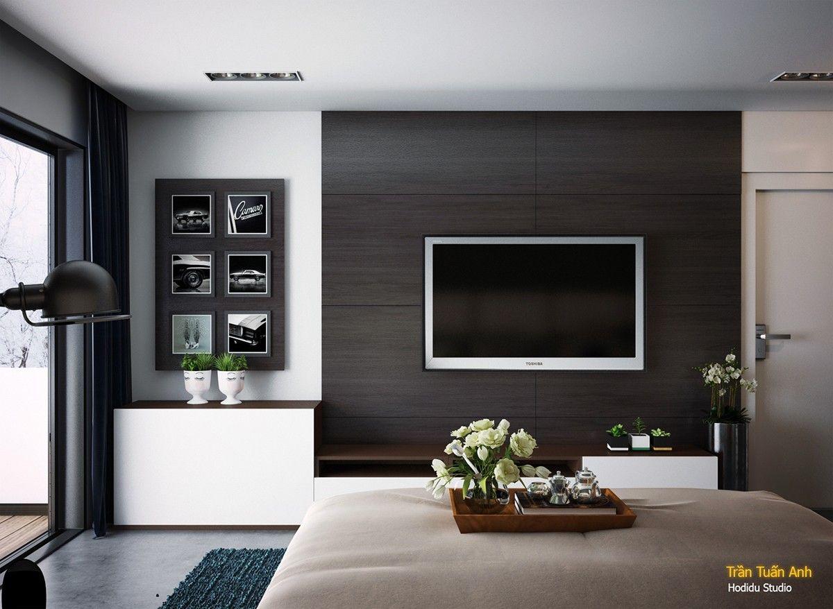Home Decor Ideas » Brilliant Accent Wall Decor