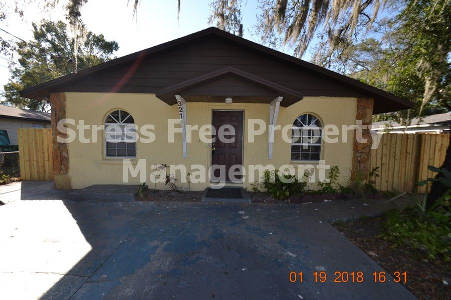 3214 N 48th St. Tampa, FL 33605 4 Bed/2 Bath Home in
