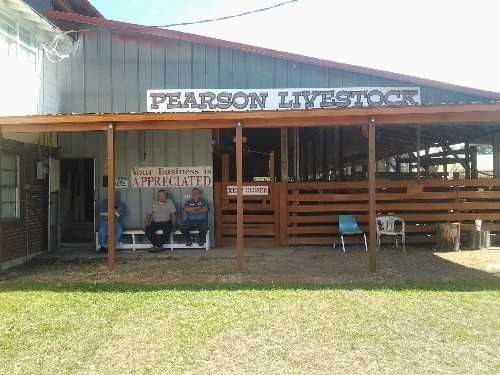 Pearson Livestock Auction and Flea Market ( Established in