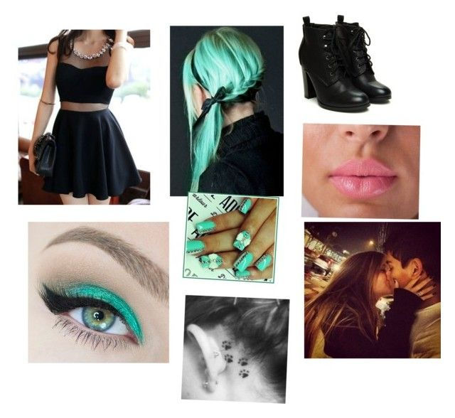 """""""Date night..."""" by baby3hemmings ❤ liked on Polyvore"""