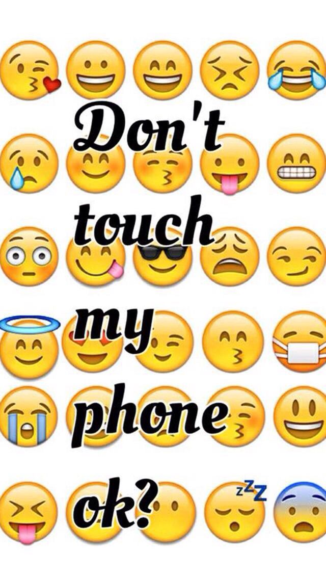 So Nee Emoji Wallpaper Iphone Emoji Wallpaper Cute