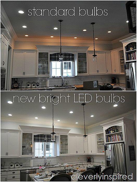 Best 25 Led kitchen ceiling lights ideas on Pinterest