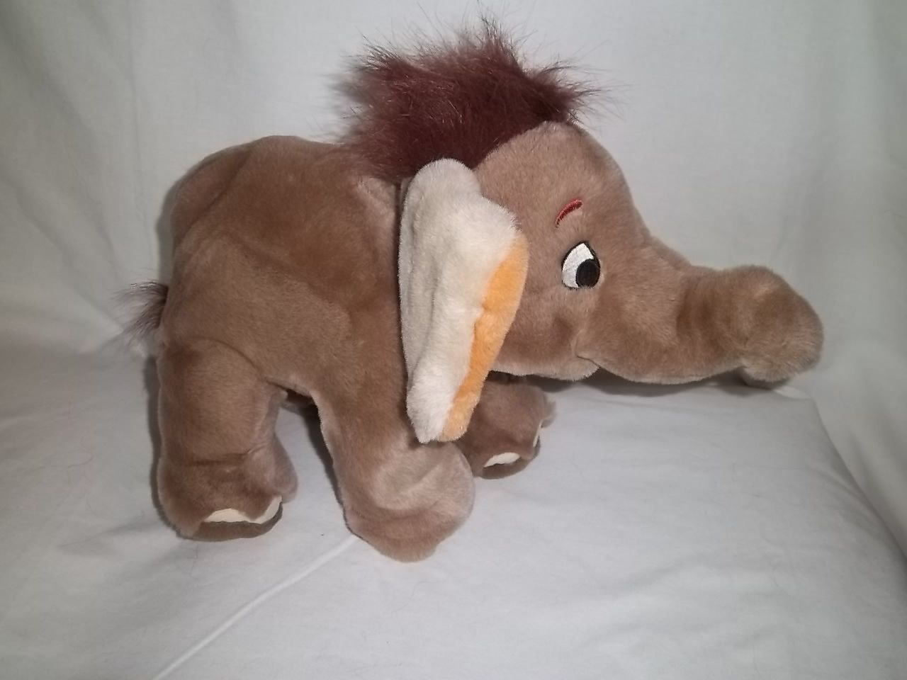 Jungle Book Plush Baby Elephant Disney Store Large Stuffed Animal Wolle Kaufen [ 960 x 1280 Pixel ]