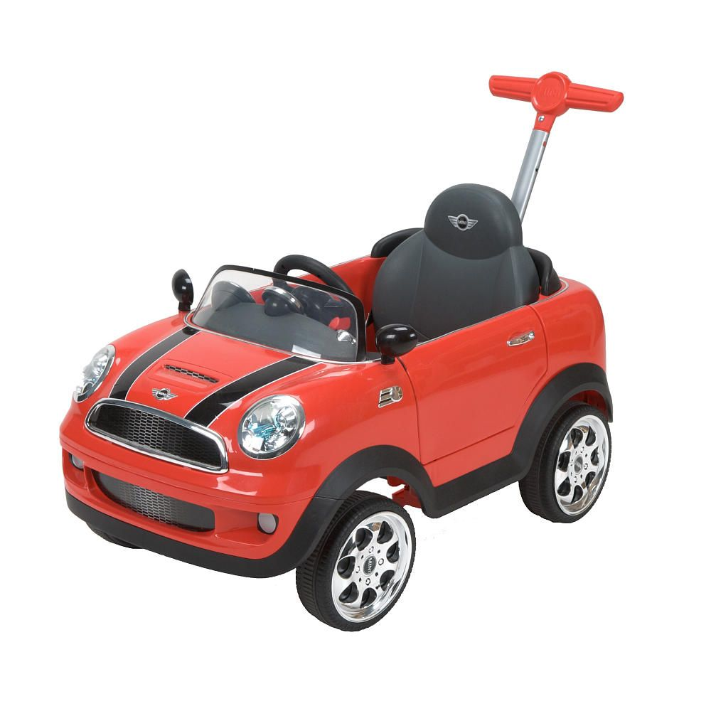check out the mini cooper ride on for tons of outdoor fun this cool