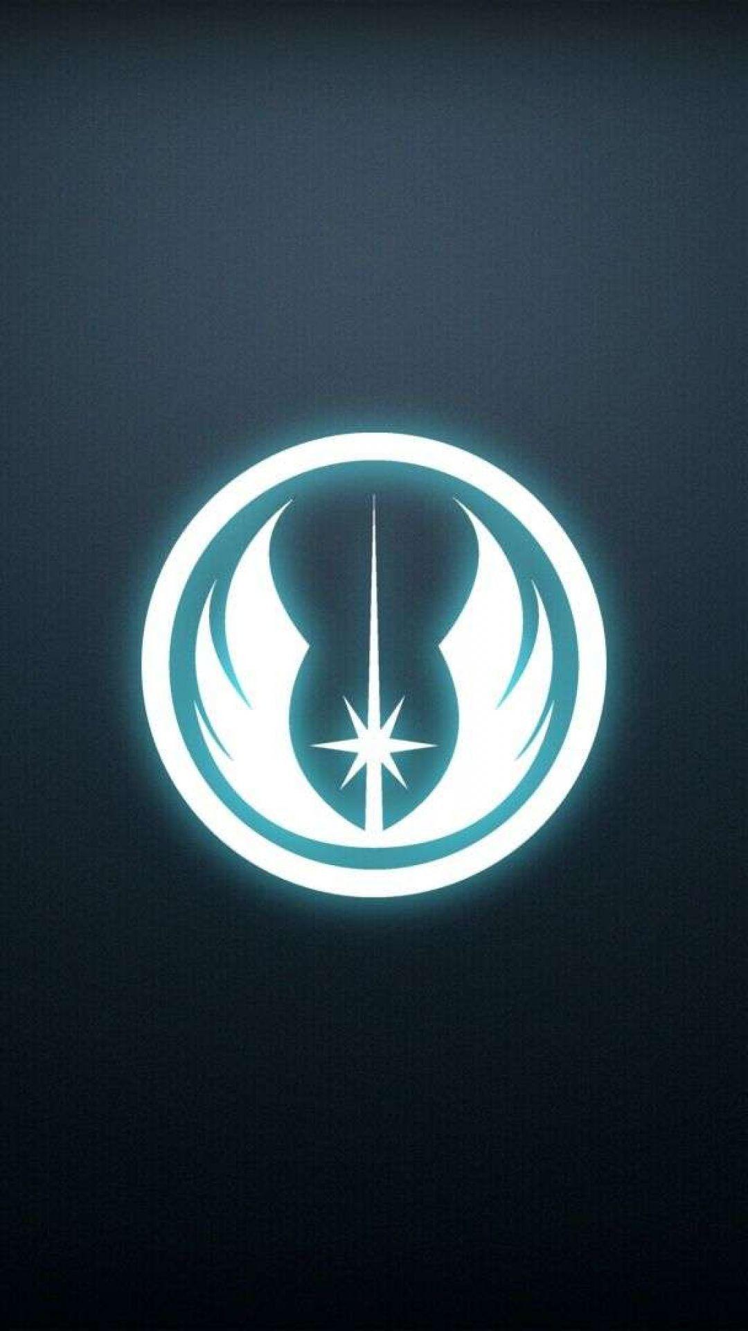 1080x1920 Star Wars Jedi Symbol Wallpaper Star Wars Wallpaper Star Wars Background Star Wars Symbols