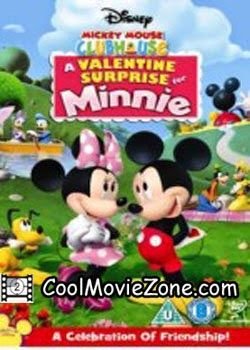 a valentine surprise for minnie n a director of the movie mickey