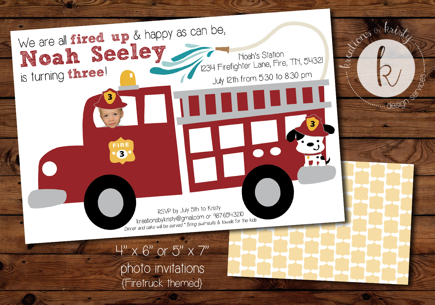 Beautiful Dump Truck Party Invitations Mold - Invitations and ...