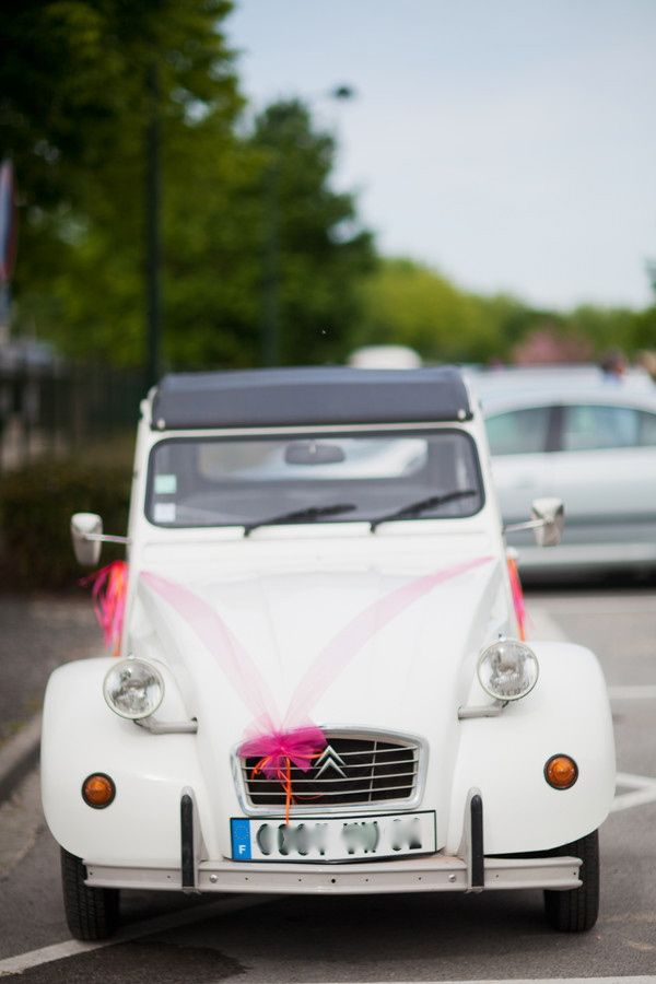 1000 images about deco 2cv mariage on pinterest wedding fabric roses and flying birds - Location 2cv Mariage
