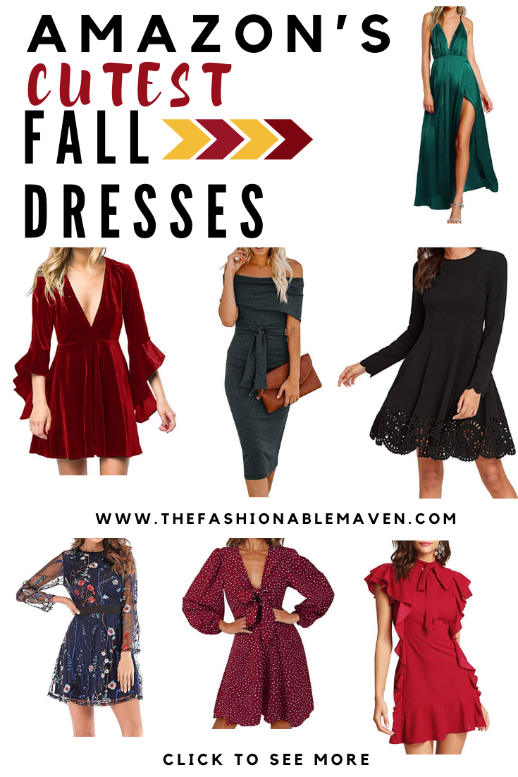 Fall Wedding Guest Dresses Ideas For Your Next Event The Fashionable Maven Fall Wedding Outfits Fall Wedding Guest Dress Wedding Guest Outfit Fall [ 1102 x 735 Pixel ]