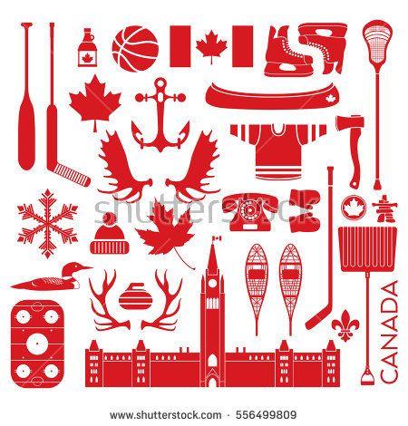 Image result for canada symbols   Canada   Pinterest   Symbols