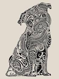 Resultado De Imagen Para Mandalas De Perritos Arte Dibujos Para