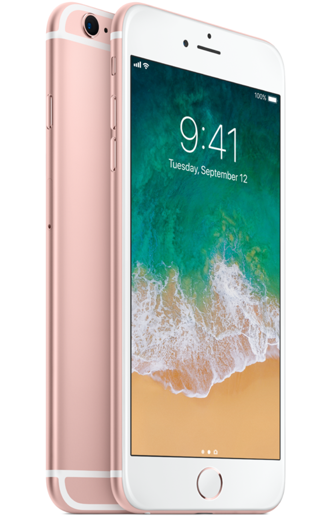 Apple Iphone 6s Plus 16gb Rose Gold Refurbished Boost Mobile Iphone Apple Iphone Iphone 6s Rose Gold